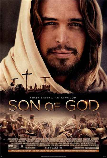Божий Сын | Son of God (2014)
