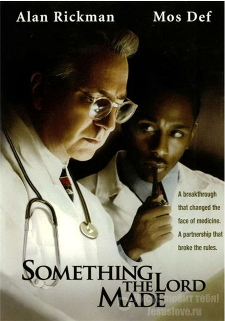 Творение Господне | Something the Lord made (2004) DVDRip