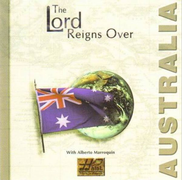 Various Artist - The Lord Reigns Over Australia