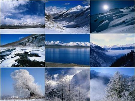 Beautiful Winter Landscapes Wallpapers